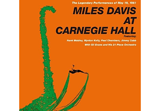 Miles Davis - At Carnegie Hall (CD)