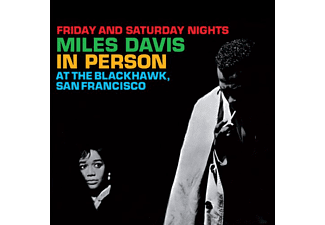Miles Davis - In Person at the Blackhawk, San Francisco (CD)