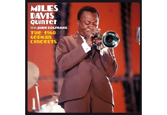 Miles Davis Quartet - 1960 German Concerts (CD)