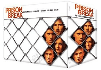 Prison Break - Complete Collection | DVD