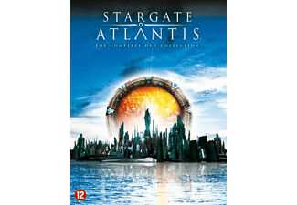Stargate Atlantis - Complete Collection | DVD