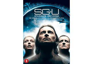 Stargate Universe - Complete Collection | DVD