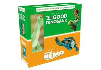 Finding Nemo & Good Dinosaur + Pluche | DVD