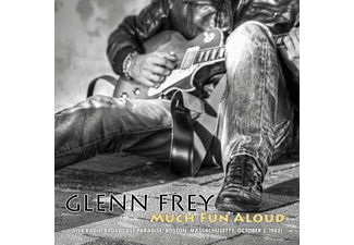 Glenn Frey - Much Fun Aloud - (CD)