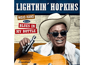 Lightnin' Hopkins - Mojo Hand/Blues in My (CD)
