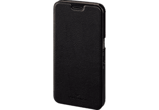 TOM TAILOR New Basic, Bookcover, Samsung, Galaxy S7, Polyurethan (PU), Schwarz