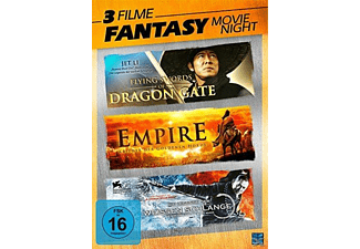 Fantasy Movie Night - (DVD)