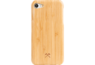 WOODCESSORIES EcoCase Kevlar, Backcover, Apple, iPhone 7, Echtholz/Kevlar, Bambus
