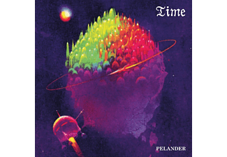 Pelander - Time (Digipak) (CD)