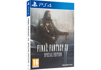 Final Fantasy XV Steelbook Edition | PlayStation 4