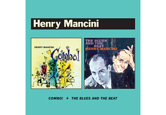 Henry Mancini - Combo!/The Blues and the Beat (CD)