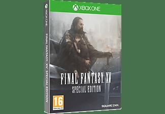 Final Fantasy XV Steelbook Edition | Xbox One