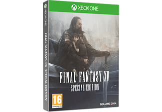 Final Fantasy XV Steelbook Edition | Xbox One