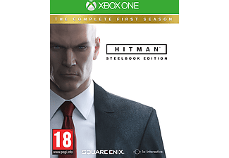 Hitman Complete 1st Season Day1 Steelbook Xbox One