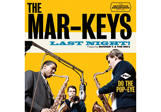 Mar-Keys - Last Night!/Do the Pop-Eye (CD)