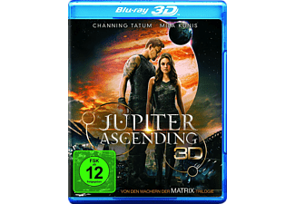 Jupiter Ascending - (3D Blu-ray)