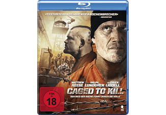 Caged To Kill [Blu-ray]