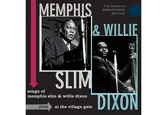 Memphis Slim & Willie Dixon - Songs of Memphis Slim & Willie Dixon (CD)
