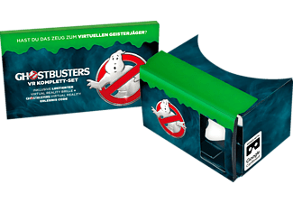 Virtual Reality Brille Ghostbusters Cardboard: Exklusiv