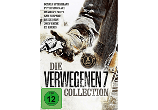Die Verwegenen 7 Collection - (DVD)