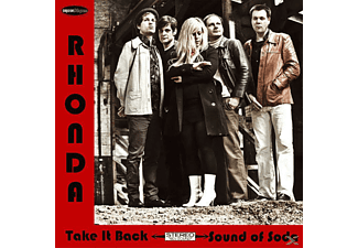 Rhonda - TAKE IT BACK - (Vinyl)