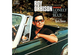 Roy Orbison - Lonely and Blue/At the Rock House (CD)