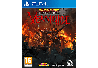 Warhammer- The End Times: Vermentide | PlayStation 4