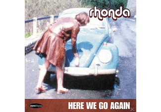 Rhonda - HERE WE GO AGAIN - (Vinyl)