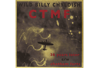 Wild Billy Childish, CTMF - 7-36 YEARS LATER/.. - (Vinyl)
