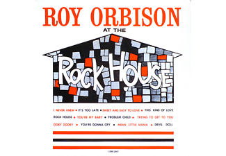 Roy Orbison - At The Rock House (Vinyl LP (nagylemez))