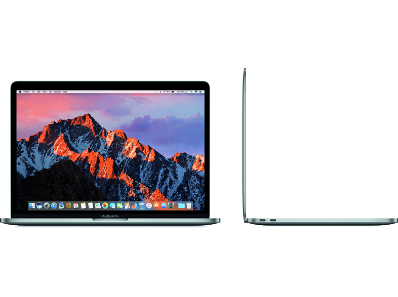 "APPLE MacBook Pro 13"" Retina (2017) asztroszürke Core i5/8GB/128GB SSD (mpxq2mg/a)"