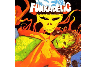 Funkadelic - Let's Take It To The Stage (Blue VI - (Vinyl)