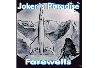 Joker's Paradise - Farewells - (CD)