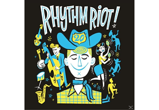 VARIOUS - 20 Years Rhythm Riot - (CD)