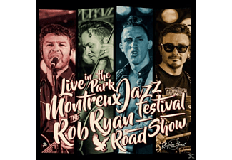 The Rob Ryan Roadshow - Live In Montreaux - (CD)