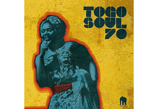 VARIOUS - Togo Soul 70 (Deluxe Booklet) - (CD)