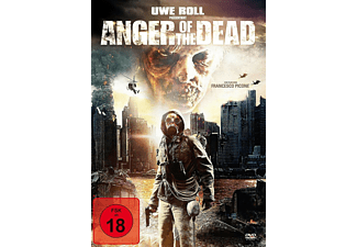 Anger of the Dead - (DVD)
