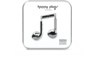 HAPPY PLUGS Earbud Plus - Silver