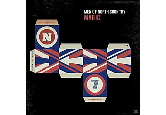 Men Of North Country - magic - (Vinyl)