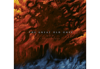 Great Old Ones - EOD: A Tale Of Dark Legacy (2LP Gatefold,Black) - (Vinyl)