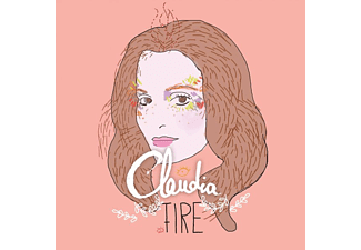 Claudia - Fire (CD)