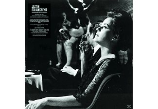 VARIOUS - Jazz In Italian Cinema - (Vinyl)