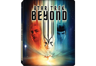 Star Trek: Beyond Steelbook 3D BD&2D BD, Blu-ray