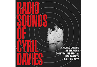 Cyrill Davies - RADIO SOUNDS - (Vinyl)