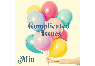Miu - complicated issues - (Vinyl)
