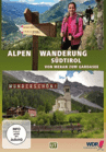 Alpenwanderung Südtirol - Von Meran zum Gardasee, Wandern über die Alpen 2 [DVD] - broschei
