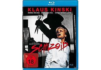 Schizoid-Uncut Kinofassung (Digital Remastered) - (Blu-ray)