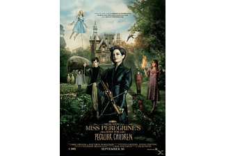 Miss  Peregrine's Home For Peculiar Children - (3D Blu-ray (+2D))