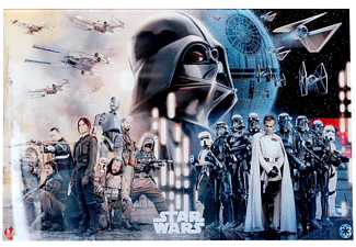 Rogue One: A Star Wars Story Glasposter Group