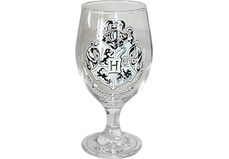Harry Potter Hogwarts Glas Wappen mit Thermoeffekt